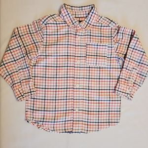Boys Children's Place Long-Sleeve Shirt